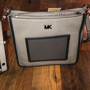 Michael Kors Gloria Leather purse